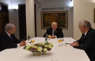 """""""الليكود"""" يدعو الرئيس الإسرائيلي لتفويض نتنياهو بعد نهاية تكليف غانتس"""