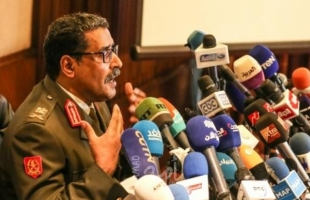 الجيش الوطني الليبي: تركيا نقلت 17 ألف إرهابي من سوريا إلى طرابلس
