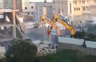 بلجيكا تطالب إسرائيل بتعويضات عن عمليات هدم منازل فلسطينية