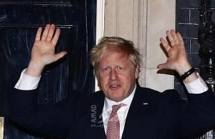 لندن: جونسون لا يزال في غرفة العناية المركزة وحالته الصحية مستقرة