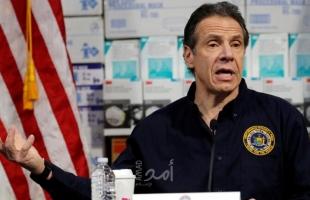 حاكم نيويورك يهدد بخفض تمويل المصالح الفيدرالية إذا لم يتلق دعما من الحكومة المركزية