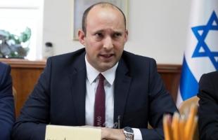 بينيت يدعو الكنيست الإسرائيلي للتصويت على منح الثقة للحكومة الجديدة الأربعاء المقبل