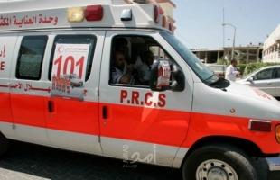 مصرع مواطنة إثر حادث دهس شمال القدس