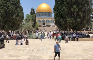 سلطات الاحتلال تبعد مقدسية عن الأقصى والبلدة القديمة لستة أشهر