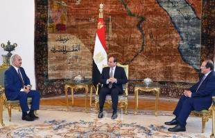 """نص """"إعلان القاهرة لحل الأزمة الليبية""""  الذي أعلنه السيسي"""