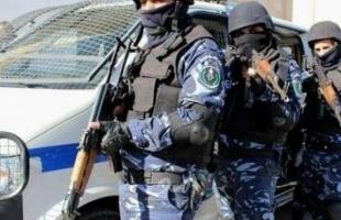 الشرطة تقبض على مطلوبين للعدالة في سلفيت