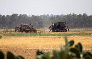توغل إسرائيلي محدود شرق قطاع غزة