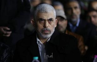 """""""السنوار"""" يناقش الآثار السلبية لتصريحات """"شمالي""""بتبرير العدوان على قطاع غزة"""
