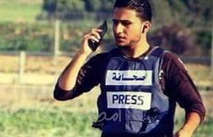 """التجمع الصحفي يدين اعتقال مراسل صوت الشعب """"محمود اللوح"""" ويطالب بالإفراج عنه"""