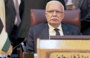 الخارجية الفلسطينية: دولة الاحتلال تسابق الزمن لتنفيذ أكبر عدد ممكن من مشاريعها الاستيطانية