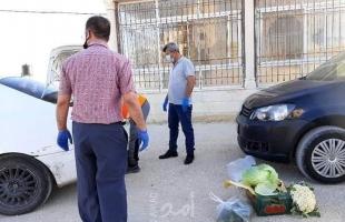 تنمية يطا وقلقيلية تستهدفان الأسر بطرود غذائية مقدمة من الاتحاد الاوروبي