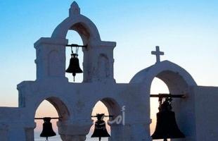 """الكنائس المسيحية التي تسير حسب التقويم الغربي تحتفل بعيد الفصح """"أحد القيامة"""""""