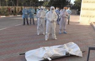 """قلقيلية: وفاة مواطن متأثرًا بإصابته بفيروس """"كورونا"""""""