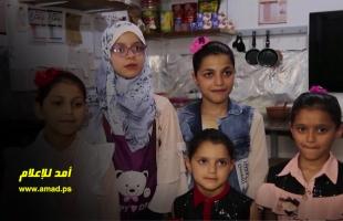 """بالفيديو - أسرة فلسطينية تحارب الفقر وتتحدى البطالة بمطعم """"الست بنات"""""""
