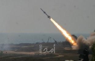 جيش الإحتلال: القبة الحديدية تصدت لصاروخ أطلق من قطاع غزة - فيديو وصور