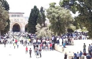 رام الله: الأوقاف تعلن تعليق صلاة الجمعة والجماعة في كافة المساجد