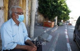 """رام الله: إغلاق كلي في مخيم الأمعري وتحذيرات من """"وضع خطير"""""""