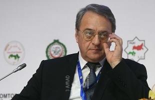 بوغدانوف: ممثلو عن فصائل فلسطينية قد يجرون مشاورات في موسكو