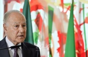 أبو الغيط يستقبل وزير الخارجية الروسي خلال زيارته للقاهرة