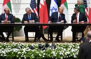 """اجتماع أمريكي إسرائيلي عربي احتفاء بالذكرى الأولى لتوقيع """"اتفاقات السلام"""" الجمعة"""