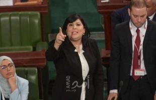 """تونس: عبير موسي تتهم """"الإخوان"""" بالسعي لإشعال حرب أهلية"""