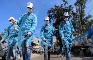 """صحة حماس: حالة وفاة و(73) إصابة جديدة بـ""""كورونا"""" في قطاع غزة"""
