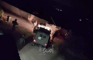 """جيش الاحتلال يداهم منزل الشهيد """"نور شقير """"  وحملة اعتقالات بالضفة والقدس"""