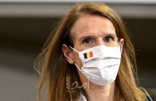 """وزيرة خارجية بلجيكا في العناية المركزة بعد إصابتها بـ""""كورونا"""""""