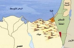 وثيقة -  ننشر خطة غيورا آيلاند القديمة 2009 والخطة المستحدثة لدولة غزة 2020