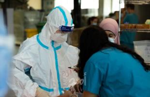 """الصحة الإسرائيلية تسجل (2140) إصابة جديدة بـ""""كورونا"""""""