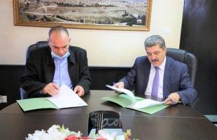 توقيع مذكرة تفاهم بين وزارة الداخلية والمجلس الأعلى للشباب والرياضة