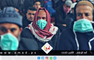 """غزة: """"أمد"""" ينشر رسائل ومناشدات المواطنين لوزارتي الصحة والداخلية حول """"كورونا"""""""