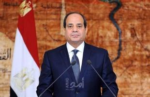 الرئيس السيسي يجدد تأكيده على ارتباط أمن الخليج بالأمن القومي المصر.