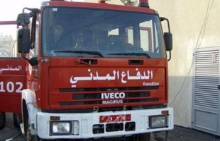 رام الله: الدفاع المدني تقدم نصائح للمواطنين بشأن ارتفاع درجات الحرارة