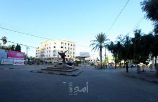 """فيديو - قطاع غزة خلال الإغلاق الشامل وحظر التجول في قطاع غزة للحد من انتشار """" كورونا"""""""