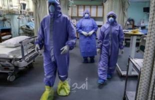 """صحة حماس: 8 حالات وفاة و(579) اصابة جديدة بـ""""كورونا"""" في قطاع غزة"""