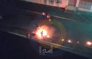 مواطن يحرق نفسه في خانيونس