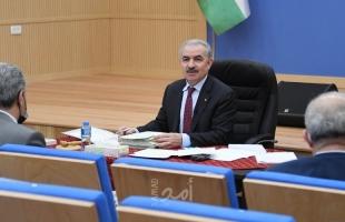 مجلس الوزراء يقر موازنة باستحداث 6000 وظيفة جديدة وتحويل ملفات غزة لجهات الاختصاص