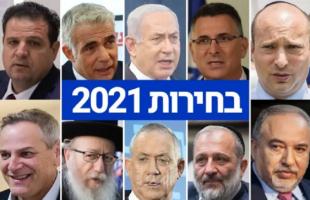 """""""استطلاع الاستطلاعات"""": نتنياهو لن يتمكّن من تشكيل حكومة"""