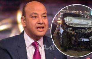 لميس الحديدي تتحدث لأول مرة عن حادثة عمرو أديب