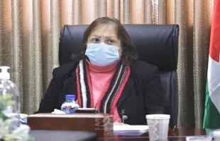 """الكيلة: """"المرأة الفلسطينية"""" أثبتت قدرتها الاستثنائية في القطاع الصحي"""