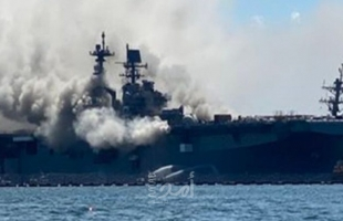 تقرير يكشف الدولة المتورطة في تفجير سفينة إسرائيلية في خليج عمان
