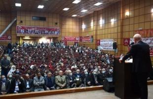 السمان: الديمقراطية كرست نفسها كأحد الأعمدة الثورية حركة التحرر الفلسطينية والعربية