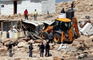 الأمم المتحدة توجه رسالة للحكومة الإسرائيلية حول هدم منازل الفلسطينيين