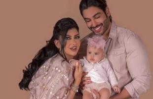 طلاق الفاشينيستا السعودية ملكة كابلي.. صور