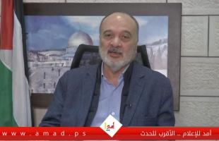 فيديو - د. القدوة: لا علم لي بوقف الدعم المالي لمؤسسة ياسر عرفات