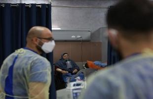 """الصحة الفلسطينية: تسجيل 8 وفيات و493 إصابة جديدة بفيروس """"كورونا"""""""