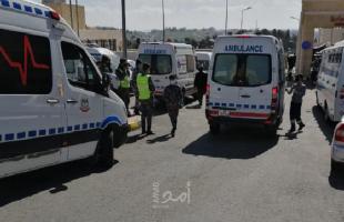 """نقل الأسير إياد عمر إلى مستشفى """"نهاريا"""" الإسرائيلي"""