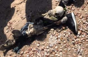 العثور على جثة مجهولة الهوية في شباك صيادي بحر شمال غزة