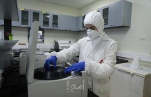 """الصحة الفلسطينية: تسجيل 13 وفاة و491 إصابة جديدة بفيروس """"كورونا"""""""